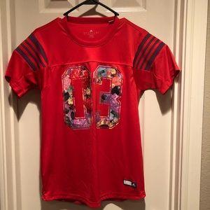 🌺🌹🌷🌸Floral Adidas Jersey Shirt